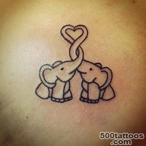 100 Mind Blowing Elephant Tattoo Designs with Images   Piercings _5