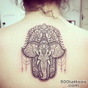 101 Elephant Tattoo Designs That You#39ll Never Forget_21