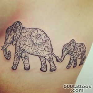 Modern Elephant Tattoo Designs  Tattoo Ideas Gallery amp Designs _9