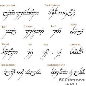 Top Elven Wrist Tattoos Images for Pinterest Tattoos_38