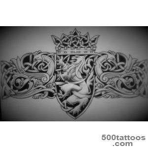 DeviantArt More Like Celtic Emblem by Tattoo Design_23