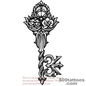 Emblem Key tattoo by Nijuuni on DeviantArt_38