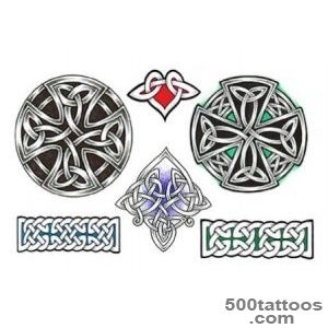 Pin Celtic Irish Western Knot Color Seal Emblem 012 Tattoo Temple _7