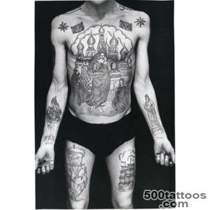 LANDSCAPE STORIES LS_21015 Russian Criminal Tattoo – Police Files_45