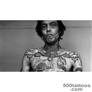 Russian Prison Tattoos And Their Meaning   Caveman Circus _46