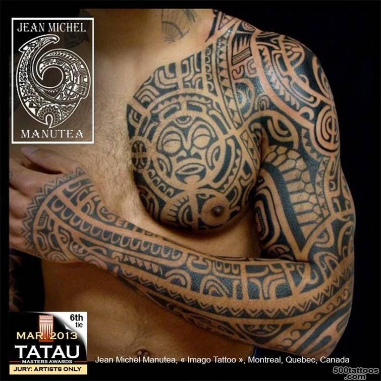 Imago Tattoo Polynesian   GREAT TATTOOS Picture_5