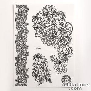 ETHNIC FLOWER   HENNA TATTOO – FIORELLA SHOP_35