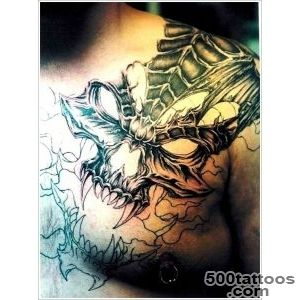 35 Truly Evil Tattoos You Will NOT Forget  Evil Tattoos, Tattoo _47