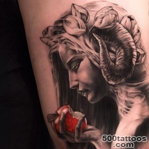 75+ Wonderful Evil Tattoos_18