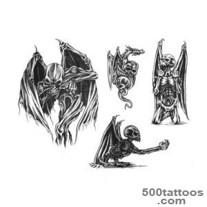 Evil Tattoo Images amp Designs_15