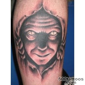 Evil Tattoo Images amp Designs_21