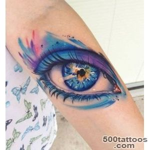 21 Best Eye Tattoo Designs with Images   Piercings Models_14
