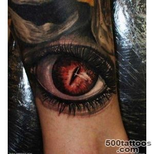 34 Astonishingly Beautiful Eyeball Tattoos   TattooBlend_42