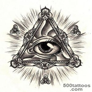 all seeing eye tattoo designs  All Seeing Eye Work Towards A _28