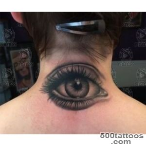 Eye  Tattoo by Madeleine Hoogkamer  Darko#39s Oneness_17