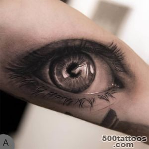 Eye Tattoos, Designs And Ideas_2