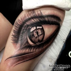 Eye Tattoos, Designs And Ideas_3
