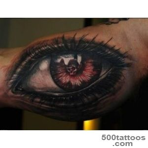 Eye Tattoos Designs, Ideas and Meaning  Tattoos For You_43