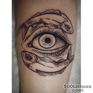 Fish Art n Eye Tattoo Design  Tattoobitecom_45