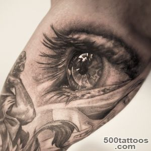Realistic Eye Tattoos Watch over the World « Tattoo Articles _4