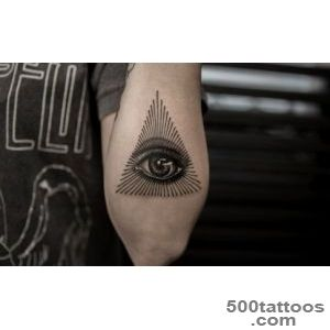 "Tattoos of the Mighty ""Eye of Providence""  Illusion Magazine_25"