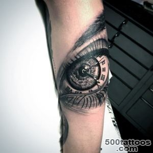 Top 100 Eye Tattoo Designs For Men   A Complex Look Closer_16