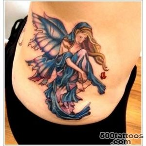 40+ Hot and Sexy Fairy Tattoo Designs for Women and Men_8