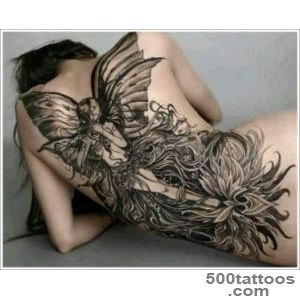40+ Hot and Sexy Fairy Tattoo Designs for Women and Men_14