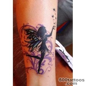 117 Juicy and Hot Fairy Tattoos for Girls_2