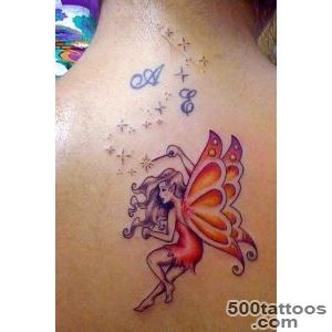 117 Juicy and Hot Fairy Tattoos for Girls_23