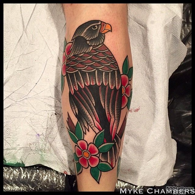 Falcon Tattoo Images amp Designs_30