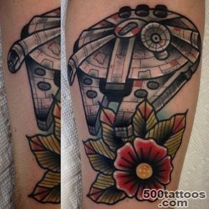 55 Best Star Wars Tattoos Period the End   TattooBlend_43