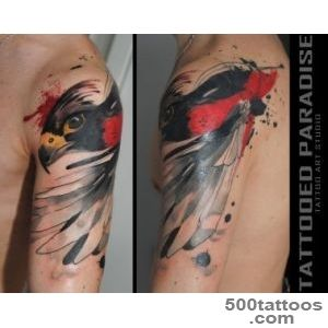 falcon tattoo by dopeindulgence on DeviantArt_21