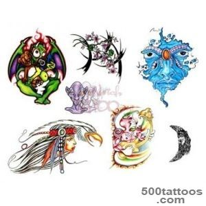 Fantasy Tattoo Images amp Designs_50