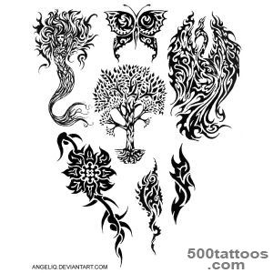 Fantasy Tattoos, Designs And Ideas  Page 7_21