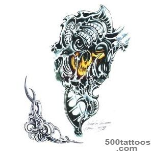 Fantasy Tattoos, Designs And Ideas  Page 19_46