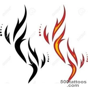 9 Latest Fire Tattoo Designs And Ideas_1