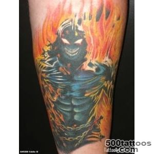 Fire amp Flame Tattoos, Designs And Ideas  Page 8_42