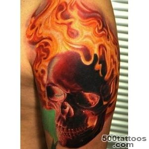 These are some of the better looking flame tattoos I#39ve seen _19