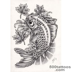 21 Koi Fish Tattoo Design And Ideas_33