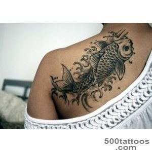 50 Awesome Fish Tattoo Designs  Art and Design_10