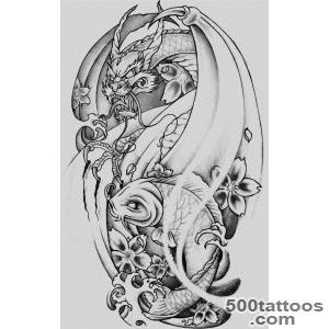 250 Most Beautiful Koi Fish Tattoo Designs And Meanings_28