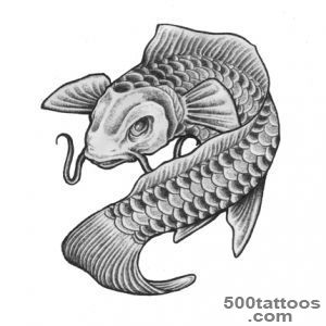 Top Fish Tattoo Designs_12