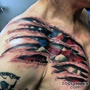 Top-60-Best-American-Flag-Tattoos-For-Men---USA-Designs_6jpg
