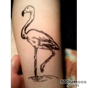 37 Flamingo Tattoos   Meanings, Photos, Designs for men and women_25