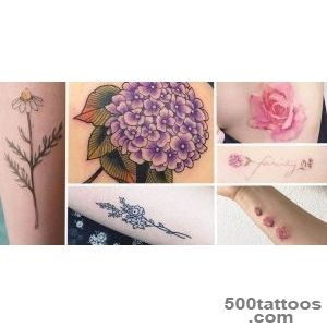 22-Adorable-Floral-Tattoos-You#39re-Going-to-Be-Obsessed-With_45jpg