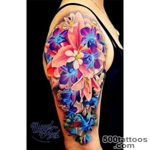 111-Artistic-and-Striking-Flower-Tattoos-Designs_11jpg