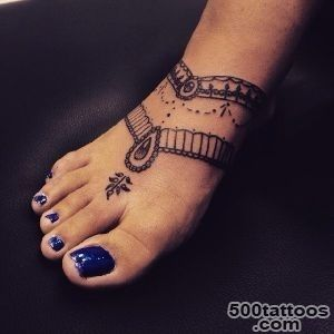 35 Outstanding Foot Tattoo Designs_14