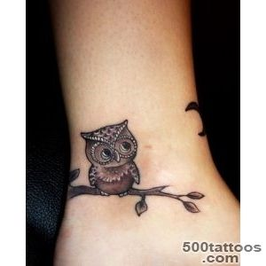100 Gorgeous Foot Tattoo Design You Must See_17