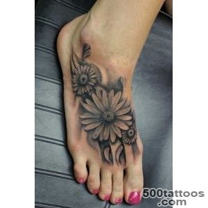 1000+ ideas about White Foot Tattoos on Pinterest  Foot Tattoos _9